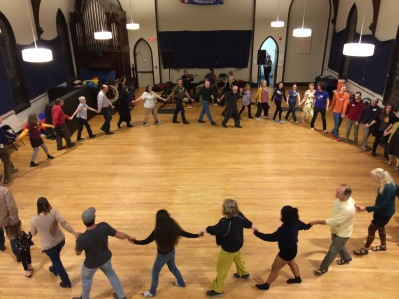 dance 1.11.2020 circle